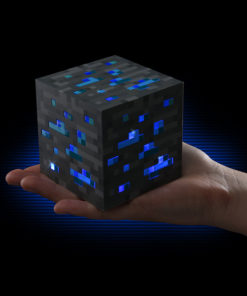 Minecraft Diamond Light Up Ore
