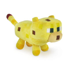 Minecraft Ocelot Plush Toy