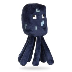 Minecraft Blue Squid Plush