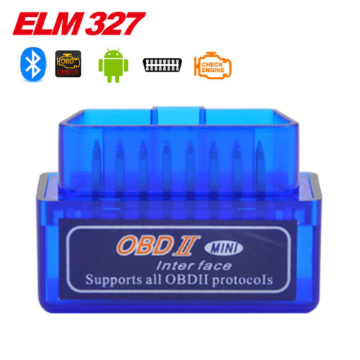 OBD ELM327 Bluetooth Car Diagnostics