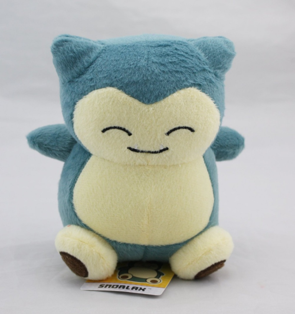 Plush Toys Product : Pokemon snorlax quot plush toy geekswag