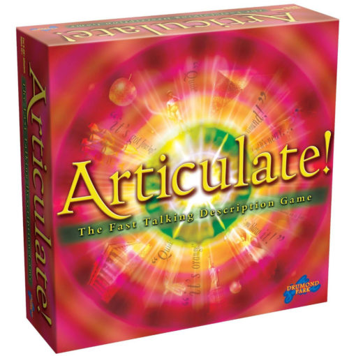 Articulate Family Game