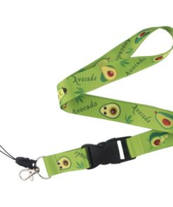 Avocado Lanyard