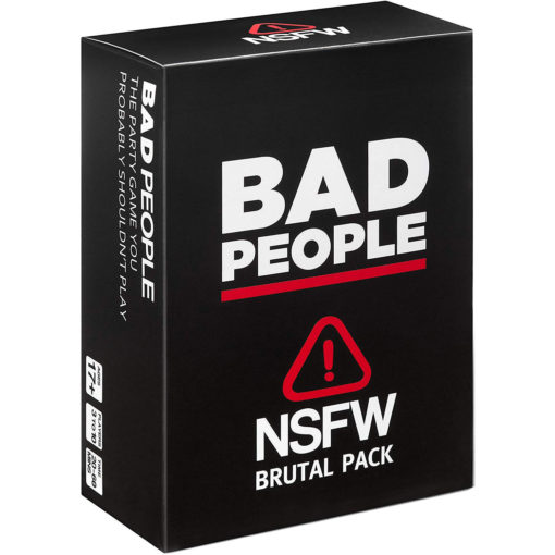 Bad People NSFW Brutal Expansion Pack