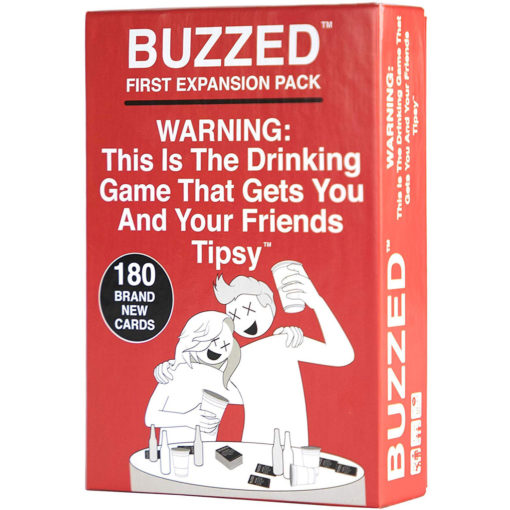 Buzzed Card Game Expansion