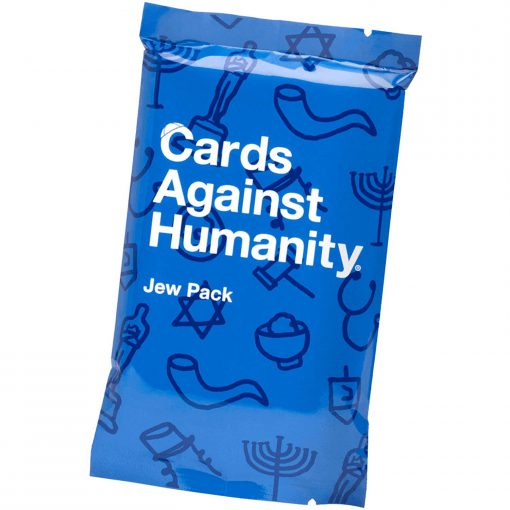Cards Against Humanity Jew Pack Expansion