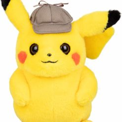 Detective Pikachu Plush Toy
