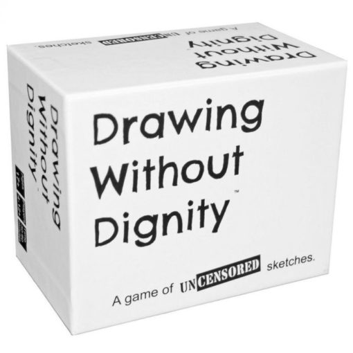 Drawing Without Dignity