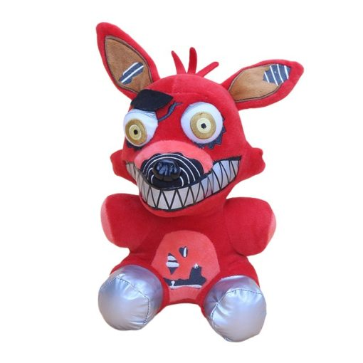Five Nights at Freddy's - Nightmare Foxy Plush Toy