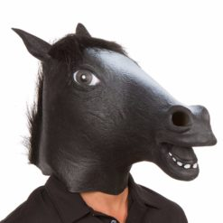 Black Horse's Head mask