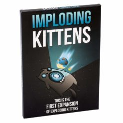 Imploding Kittens Expansion Pack for Exploding Kittens