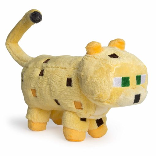 "Minecraft Ocelot 14"" Plush Toy"