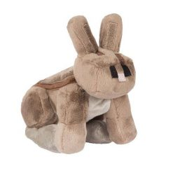 Minecraft Rabbit Plush Toy