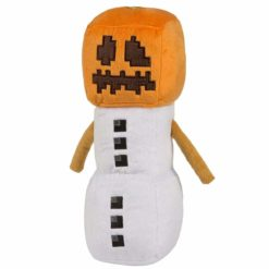 Minecraft Snow Golem Plush