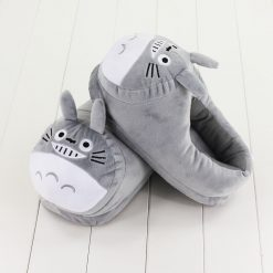 My Neighbor Totoro Plush Adult Slippers