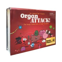 Organ Attack Game