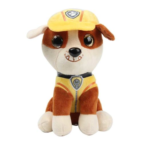 Paw Patrol Rubble Plush