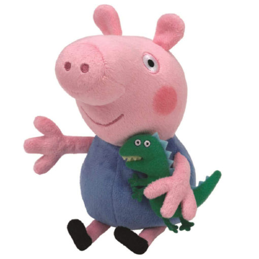 Peppa Pig George Plush