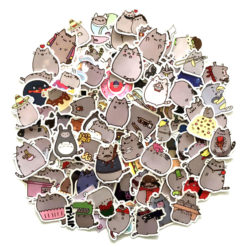 Pusheen Cat Stickers