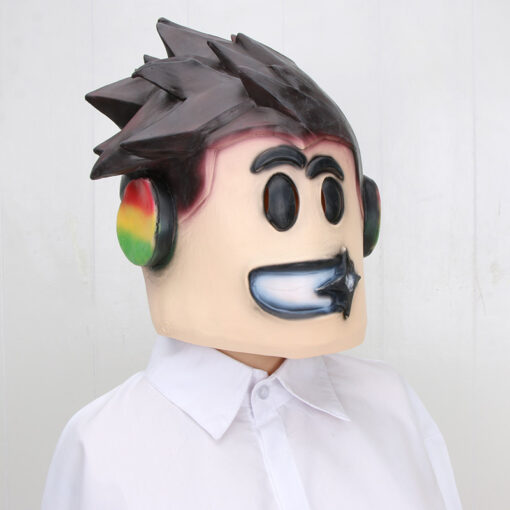 Roblox Cosplay Halloween Mask
