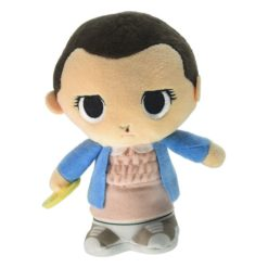 Stranger Things Eleven Plush