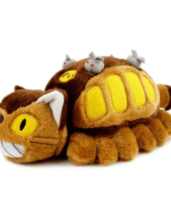 Totoro Cat Bus Plush Toy