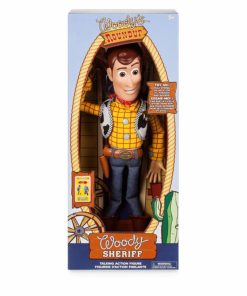 Toy Story Talking Woody the Sheriff Toy
