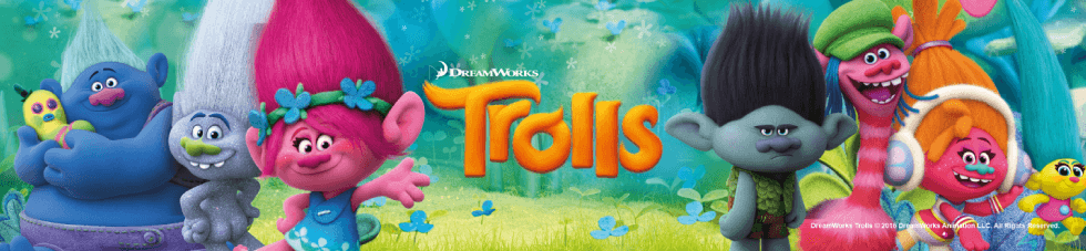 Trolls Movie Toys