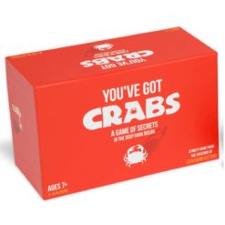 You've Got Crabs Game